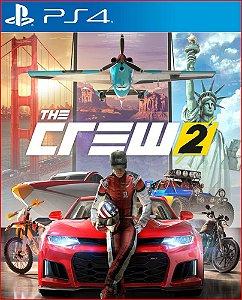 The crew 2 PS4 MÍDIA DIGITAL PSN