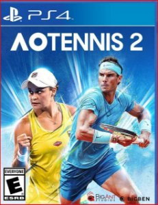 Ao Tennis 2 PS4 MÍDIA DIGITAL