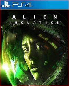 Alien Isolation PS4 MÍDIA DIGITAL