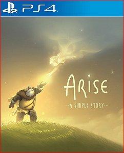 arise: a simple story ps4 mídia digital - português