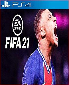 ea sports fifa 21 PS4 Mídia digital pt-br   [ yahweh games ]