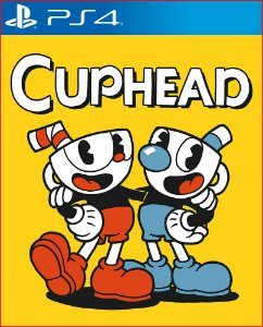cuphead ps4 psn mídia digital
