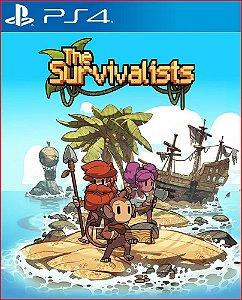 the survivalists ps4 mídia digital
