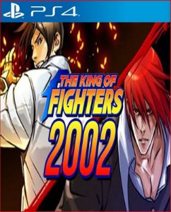 The king of fighters 2002 PS4 MÍDIA DIGITAL