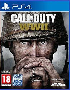 CALL OF DUTY: WWII PS4 MÍDIA DIGITAL