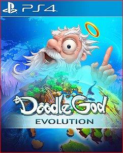 DOODLE GOD: EVOLUTION PS4 MÍDIA DIGITAL