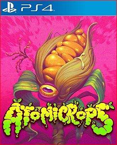 atomicrops ps4 mídia digital português