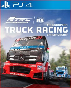 FIA EUROPEAN TRUCK RACING CHAMPIONSHIP PS4 MÍDIA DIGITAL