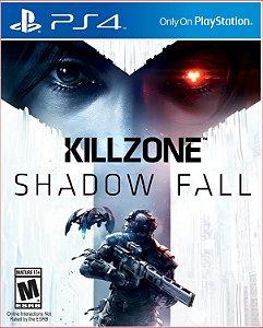 KILLZONE SHADOW FALL PS4 MÍDIA DIGITAL