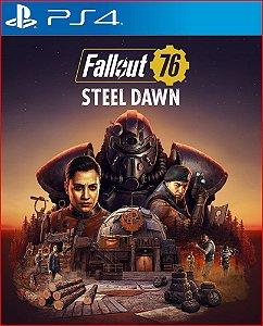 Fallout 76 Ps4 Mídia Digital portugues