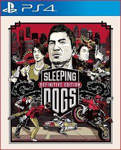 Sleeping dogs definitive edition PS4 MÍDIA DIGITAL