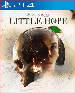 The dark pictures little hope PS4 MÍDIA DIGITAL