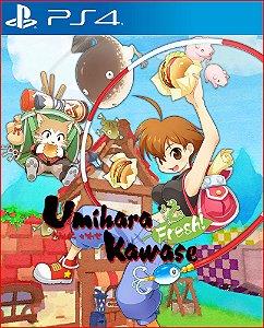 Umihara rawase fresh! PS4 MÍDIA DIGITAL LANÇAMENTO
