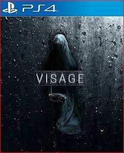 Visage PS4 MÍDIA DIGITAL
