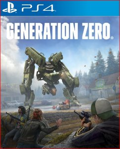 GENERATION ZERO PS4 MÍDIA DIGITAL