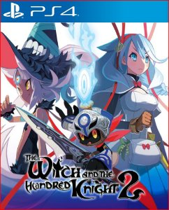 The witch and the hundread knight 2 PS4 MÍDIA DIGITAL