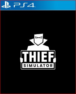 Thief simulator PS4 MÍDIA DIGITAL PROMOÇÃO