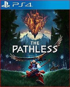 The pathless PS4 MÍDIA DIGITAL LANÇAMENTO