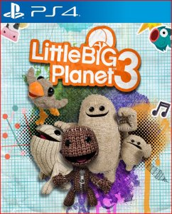 Littlebigplanet 3 PS4 MÍDIA DIGITAL