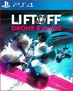 LIFTOFF DRONE RACING PS4 MÍDIA DIGITAL