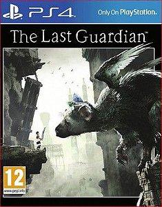 The last guardian PS4 Midia digital