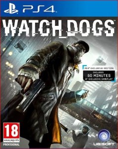 Watch dogs PS4 E PS5 PSN MÍDIA DIGITAL