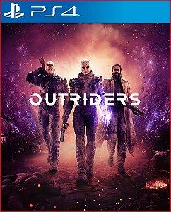 OUTRIDERS PS4 MÍDIA DIGITAL