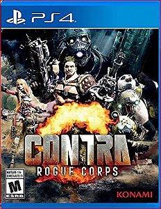 CONTRA: ROGUE CORPS PS4 MÍDIA DIGITAL