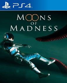 MOONS OF MADNESS PS4 MÍDIA DIGITAL