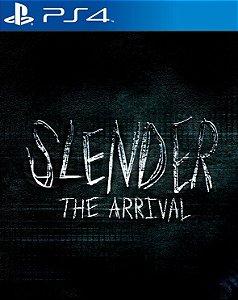 SLENDER THE ARRIVAL PS4 MÍDIA DIGITAL