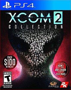 Xcom 2 Collection PS4 PSN MÍDIA DIGITAL
