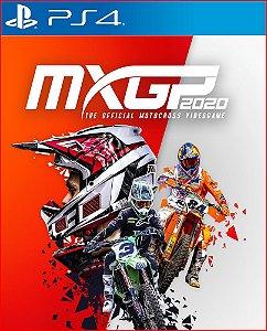 MXGP 2020 - THE OFFICIAL MOTOCROSS VIDEOGAME PS4 MÍDIA DIGITAL