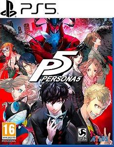 Persona 5 PS5 PSN MÍDIA DIGITAL