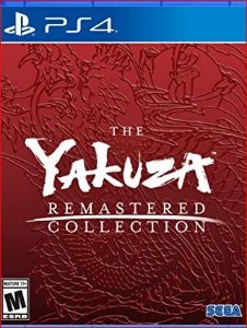 the yakuza remastered collection ps4 mídia digital