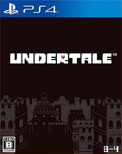 Undertale PS4 MÍDIA DIGITAL