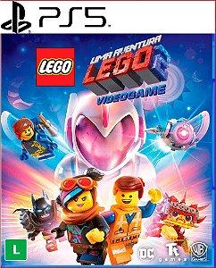 THE LEGO MOVIE 2 VIDEOGAME PS5 PSN MÍDIA DIGITAL