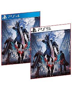 DEVIL MAY CRY 5 PS4 E PS5 MÍDIA DIGITAL PSN