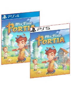 my time at portia ps4 e ps5 mídia digital psn