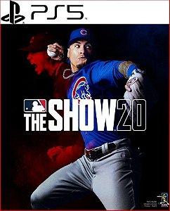 MLB THE SHOW 20 PS5 PSN MIDIA DIGITAL