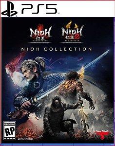 THE NIOH COLLECTION PS5 PSN MÍDIA DIGITAL