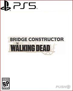 bridge constructor the walking dead ps5 psn mídia digital