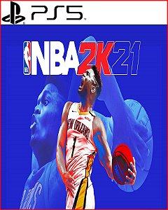 NBA 2K21 PS5 NEXT GENERATION PSN MÍDIA DIGITAL
