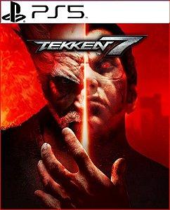 Tekken 7 PS5 PSN PORTUGUÊS MÍDIA DIGITAL