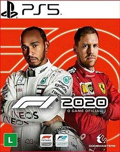 formula 1 20 f1 2020 ps5 psn mídia digital