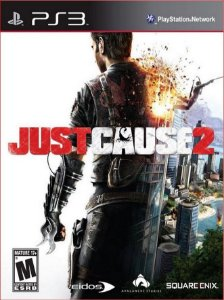 JUST CAUSE 2 PS3 PSN MIDIA DIGITAL