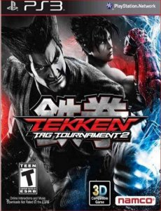 TEKKEN TAG TOURNAMENT 2 PS3 PSN MIDIA DIGITAL