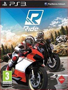 RIDE PS3 PSN MÍDIA DIGITAL