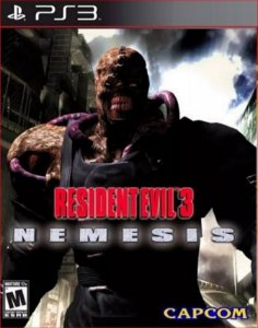 RESIDENT EVIL 3 NEMESIS PS3 PSN MIDIA DIGITAL