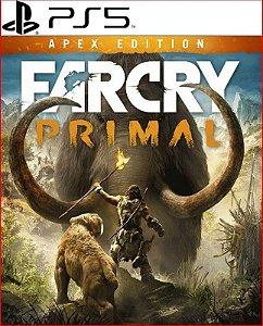 FAR CRY PRIMAL APEX EDITION PS5 PSN MÍDIA DIGITAL