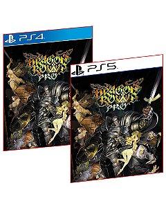 DRAGONS CROWN PRO PS4 E PS5 MÍDIA DIGITAL